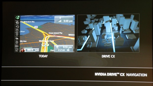 Новинки от NVidia на CES 2015: Tegra X1, Drive CX и Drive PX