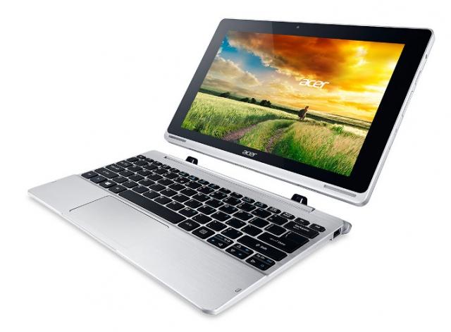 Новый мобильный компьютер-трансформер Acer Aspire Switch 10 уже доступен в Украине
