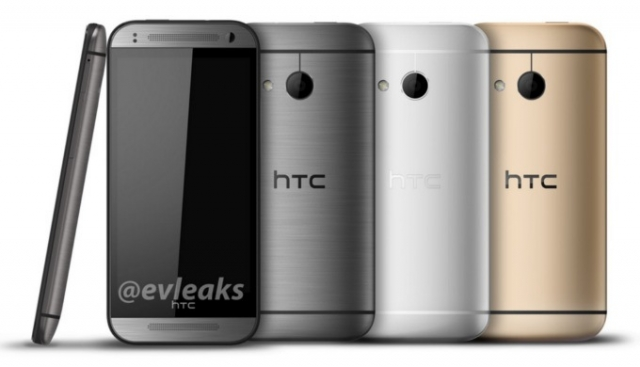 HTC One mini 2. Подробно