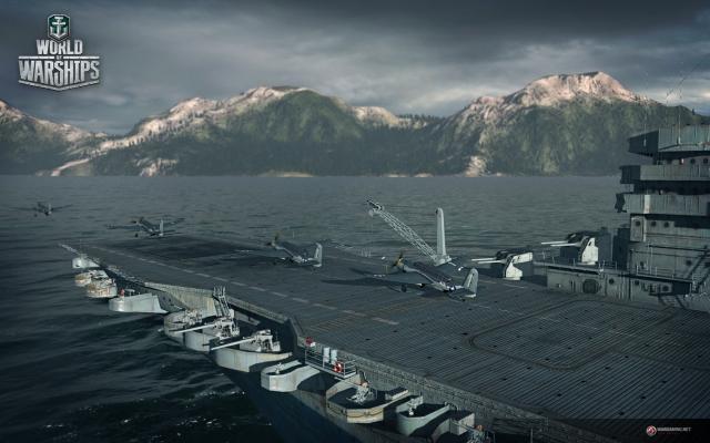 World of Warships готовится к массированному удару с воздуха:  в полночь в бой вступят авианосцы