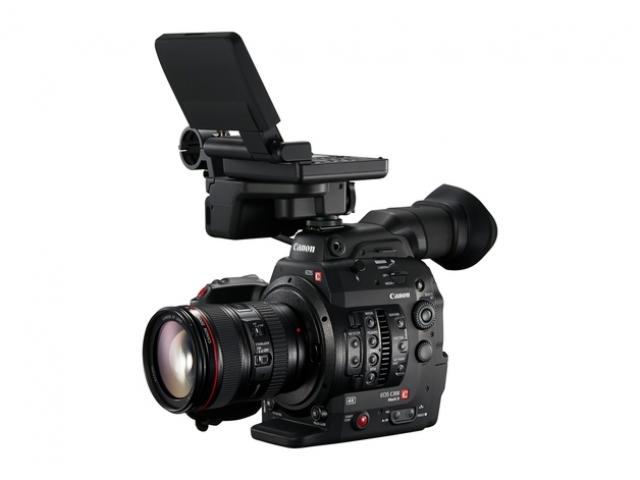 Canon предоставляет возможности 4К в фотокамерах XC10, EOS C300 Mark II и мониторе DP-V2410
