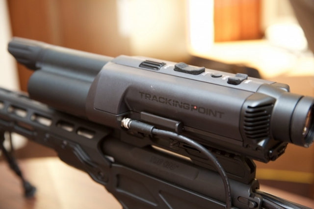 Снайперская винтовка нового поколения на Linux c великолепной точностью на дальности до одной мили