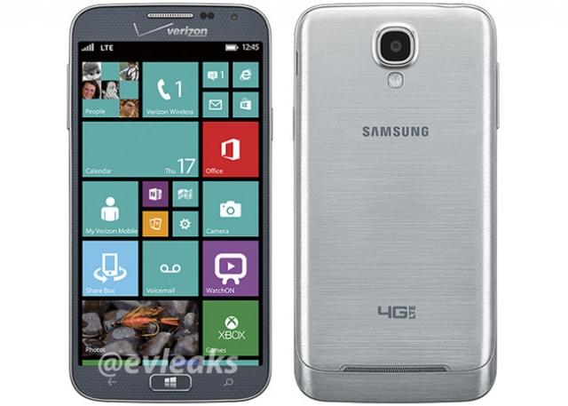 Ativ SE - копия Galaxy S4 на Windows Phone