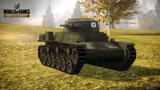 13 самураев в World of Tanks: Xbox 360 Edition