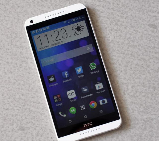 HTC Desire 816: привлекательный и надежный