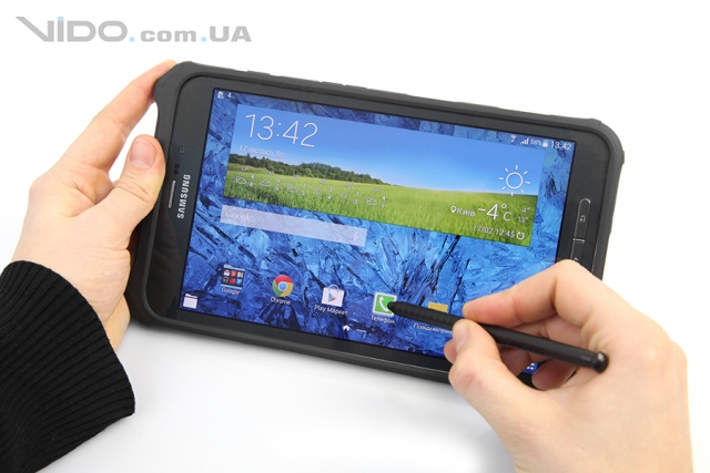 Первый взгляд на защищенный Samsung Galaxy Tab Active (ФОТОГАЛЕРЕЯ)