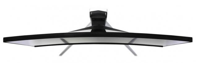 Acer представил суперширокий изогнутый дисплей с игровой технологией AMD