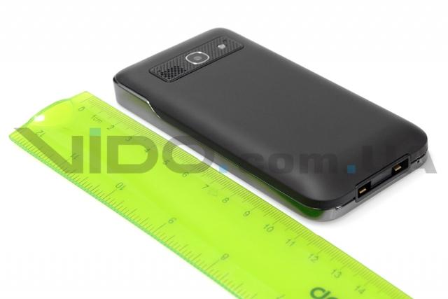 Обзор DECT-смартфона Panasonic KX-PRX150: теперь с GSM