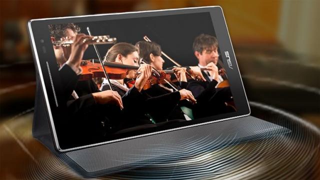 Новые планшеты Asus с интересными аксессуарами