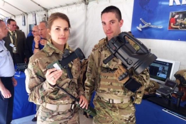 Программа носимых технологий Batman для ВВС США