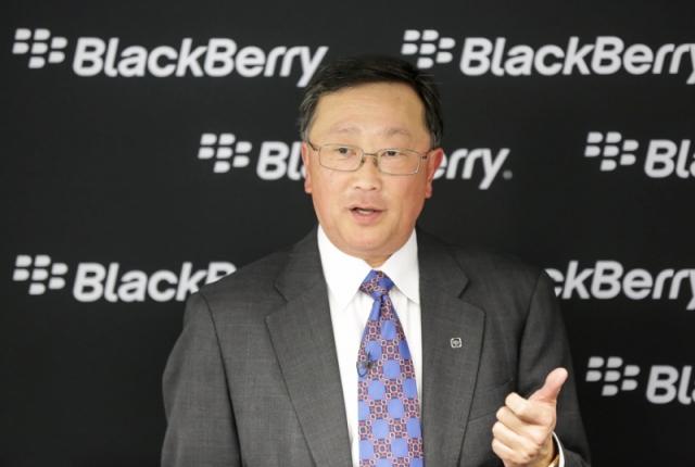 Blackberry хочет принудительно ввести все популярные сервисы на свою платформу во имя сетевого нейтралитета