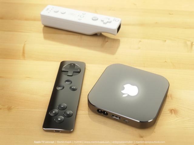 Вот как должен выглядеть Apple TV