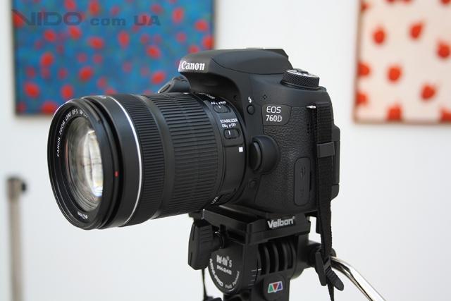 Canon выводит на рынок Украины новые фотокамеры