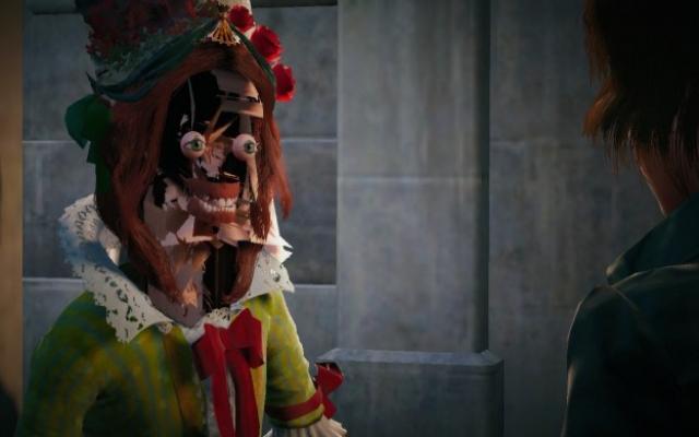 Нелепые глюки новой Assassin's Creed Unity для консолей нового поколения
