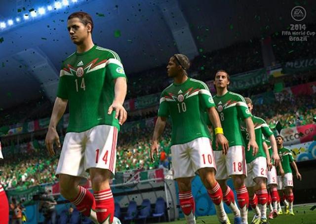 EA Sports отказалась от выпуска 2014 FIFA World Cup Brazil для Xbox One и PlayStation 4
