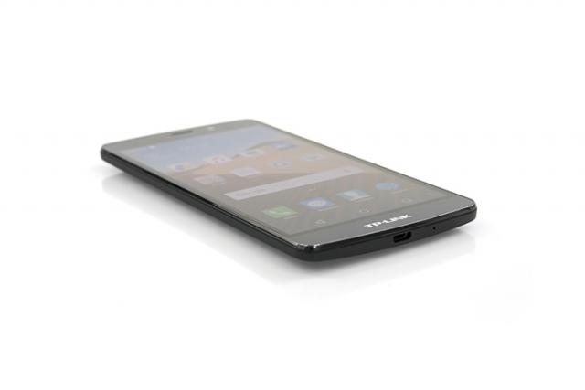 Смартфон Neffos C5 Max TP702A14RU White MediaTek MT6753 (1.3)/16 Gb/2 Gb/5.5