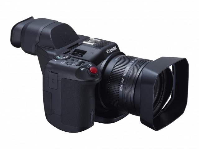 Камера Canon XC10 для съёмки в разрешении 4K