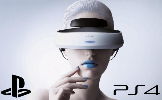 Sony представит долгожданные очки виртуальной реальности для PS4