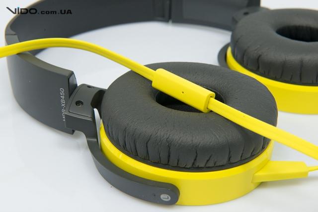 Обзор гарнитуры Sony MDR-XB450AP Extra Bass: на самую глубину
