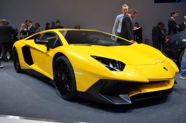 Почему Lamborghini нужно создать внедорожник типа SUV
