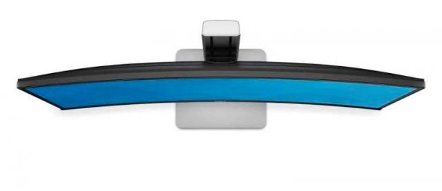 Изогнутый панорамный экран Dell UltraSharp U3415W