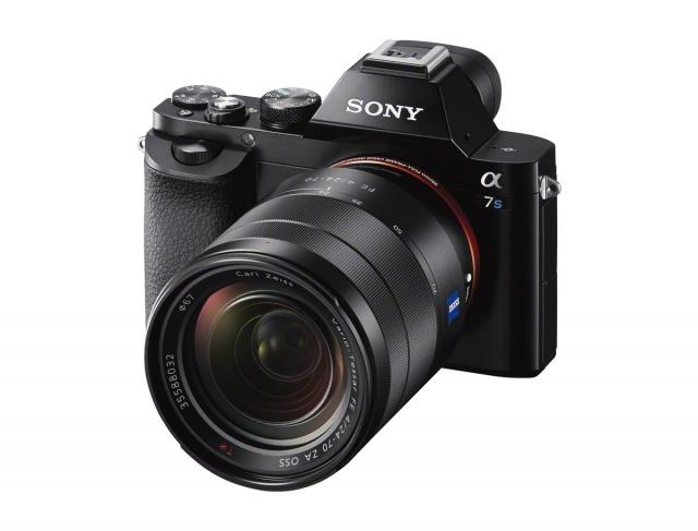 Sony α7S: новая матрица с широким динамическим диапазоном