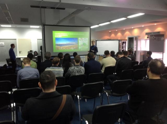 Презентация комплексных решений по бесперебойному и альтернативному электропитанию