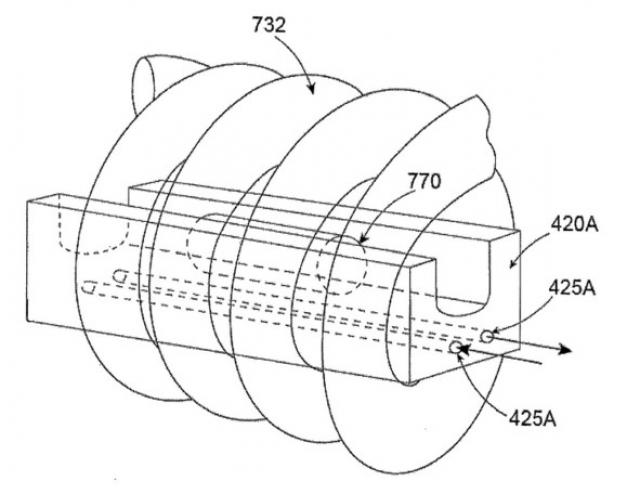 Apple патентует технологию литья Liquidmetal и горизонтальную индукционную плавку