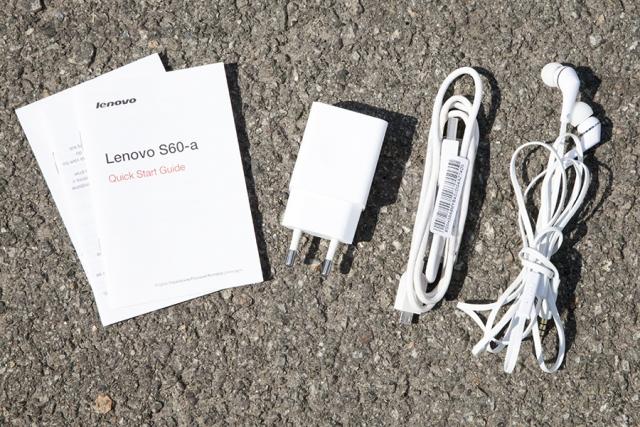 Обзор смартфона Lenovo S60: Sisley в пластике
