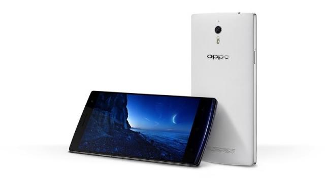 Новый смартфон Find 7 от Oppo делает 50 МП снимки