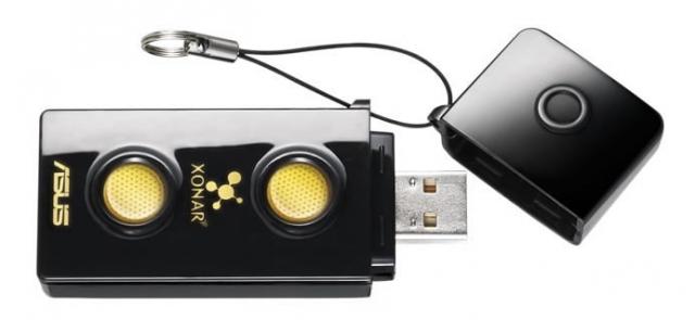 ASUS представляет Xonar U3 Plus - компактную внешнюю звуковую карту с встроенным усилителем