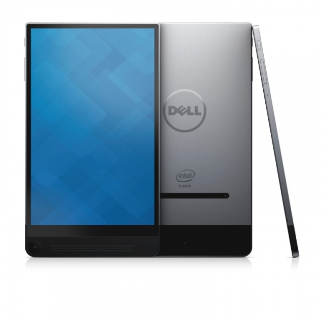 Dell представила на выставке CES 2015 обновления линеек XPS, Alienware, Venue, Inspiron и мониторов