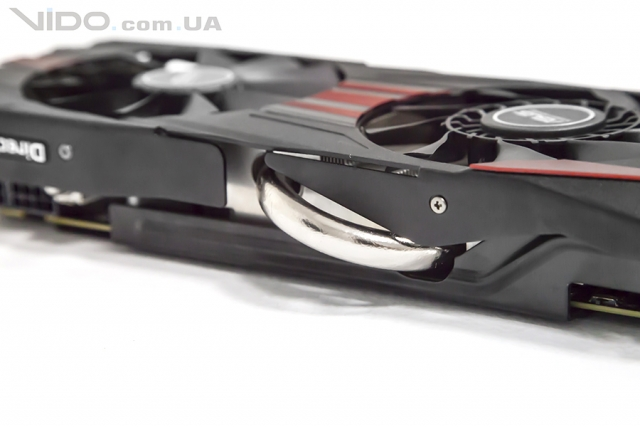 Обзор видеокарты ASUS Radeon R9 290 DirectCU II OC: мощная и тихая