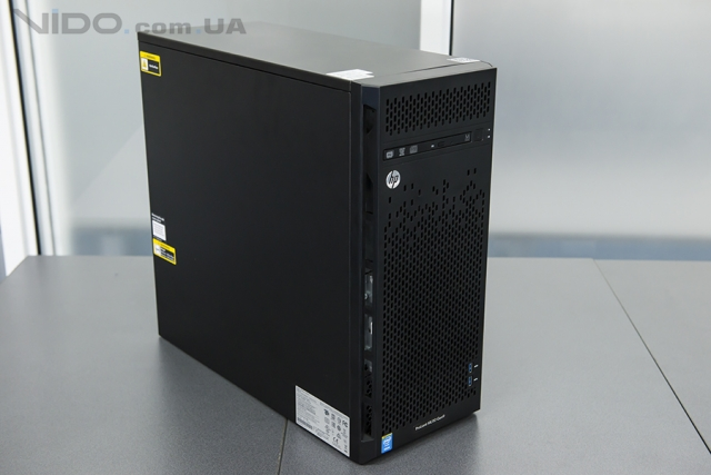 Обзор серверов HP ProLiant ML110 Gen9 и ProLiant DL120 Gen9
