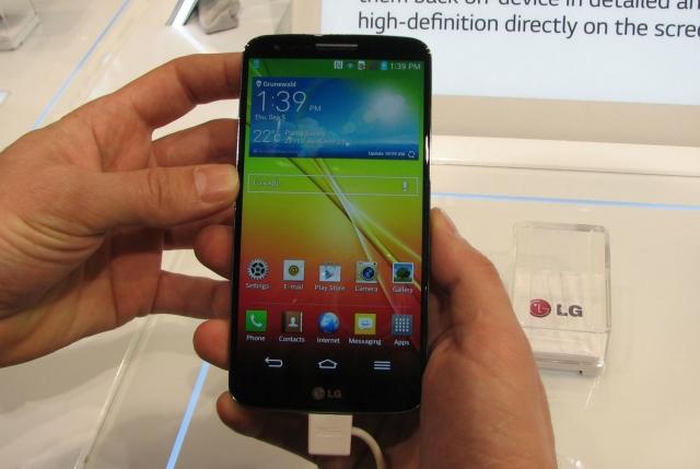LG готовится к презентации G3 и G Pro 2