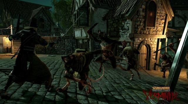 Смотрите тизер-трейлер предстоящей игры Warhammer: End Times – Vermintide прямо сейчас