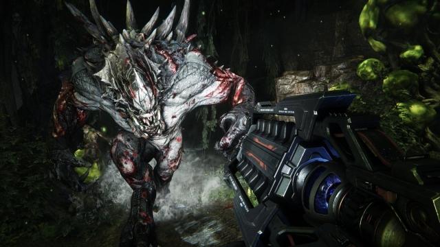 Игры, выходящие в 2015 – Evolve