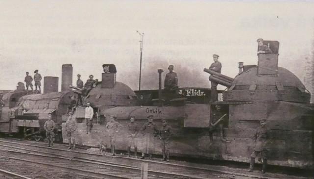 Поезд с нацистским золотом может находиться в Польше