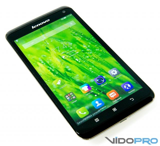 Смартфон Lenovo IdeaPhone S930: большой и хороший