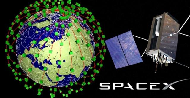 SpaceX запросили у Федеральной комиссии по связи разрешение на запуск спутникового Интернета