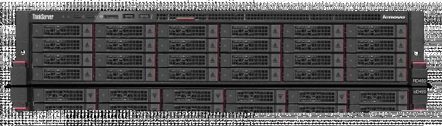 Серверы Lenovo ThinkServer RD350 и RD450