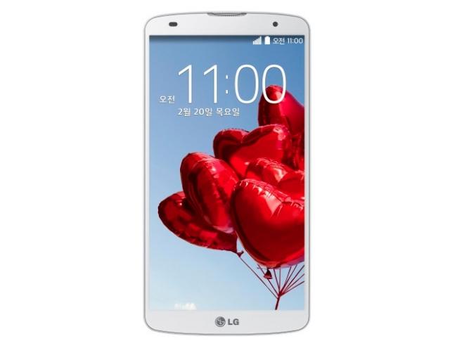 LG представила главного конкурента Galaxy Note 3