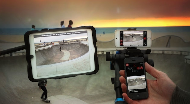 Почувствуй себя Спилбергом: Ultrakam позволит снять 2K видео с помощью iPhone