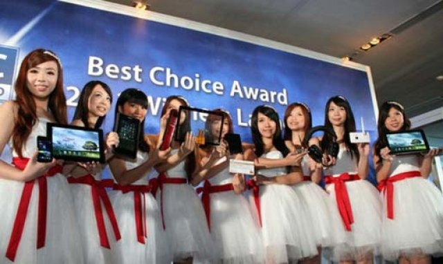 Новые AMD APU серии A получили награду Best Choice-2012 на COMPUTEX