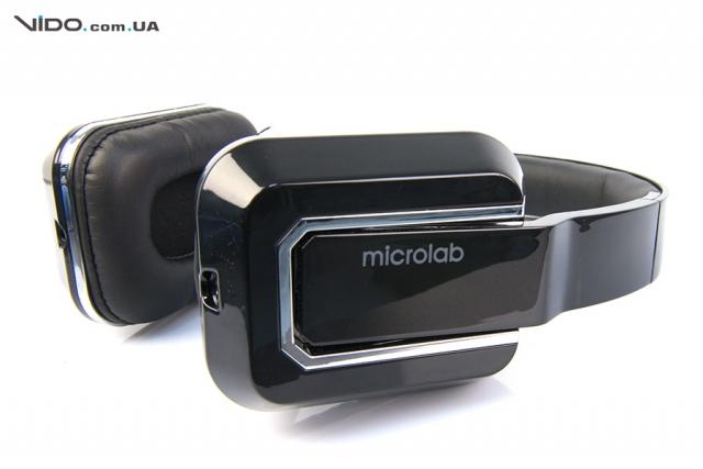 Обзор наушников Microlab K330: двойная порция мультимедиа