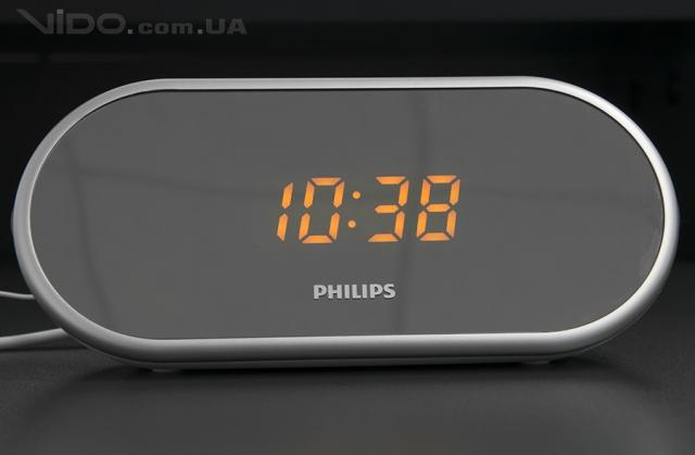 Обзор радиочасов Philips AJ1000: мягкое пробуждение