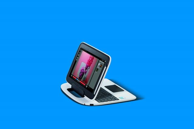 Универсальное устройство Intel Education 2 в 1