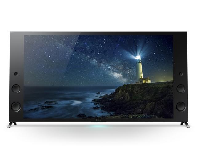 Телевизоры 4К от Sony открывают мир развлечений с Android TV
