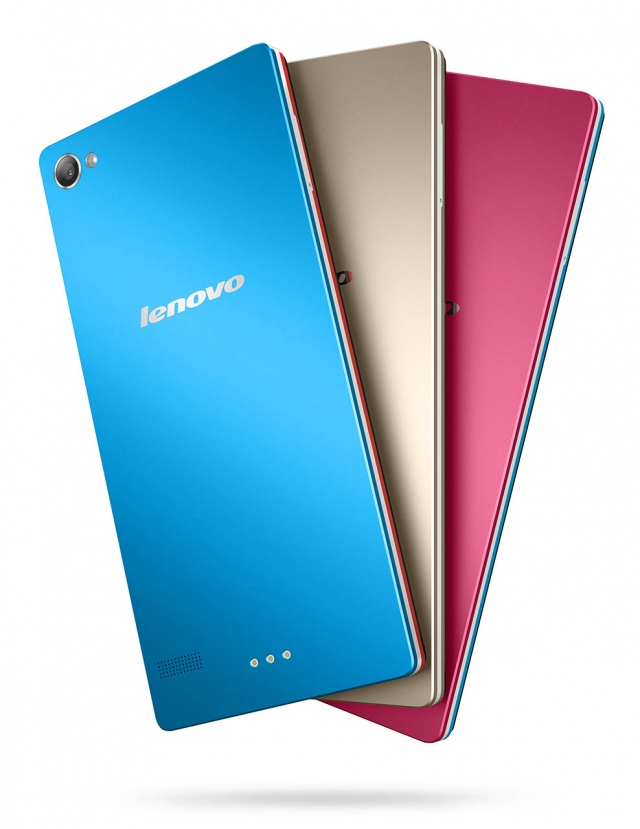Lenovo представляет новые смартфоны и мобильные аксессуары