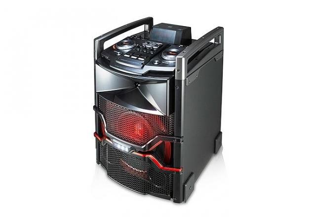 LG представляет новые минисистемы X-Boom PRO и X-Boom Cube